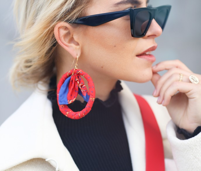 THE PERFECT STATEMENT EARRINGS TO UPGRADE YOUR LOOK!