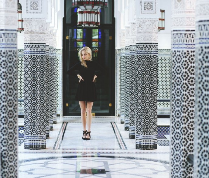 TRAVEL DIARY | LA MAMOUNIA MARRAKECH