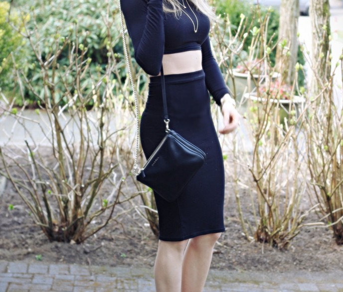 ALL BLACK – AGAIN AND AGAIN #OOTD