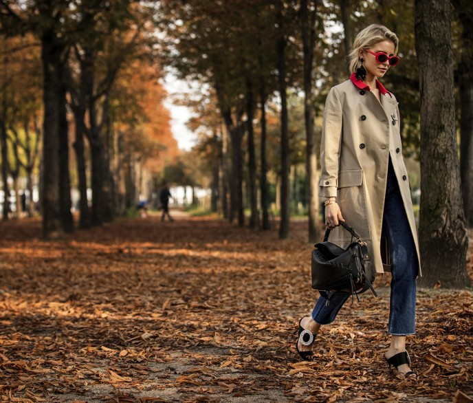 THE ULTIMATE AUTUMN PIECE – TRENCH COAT